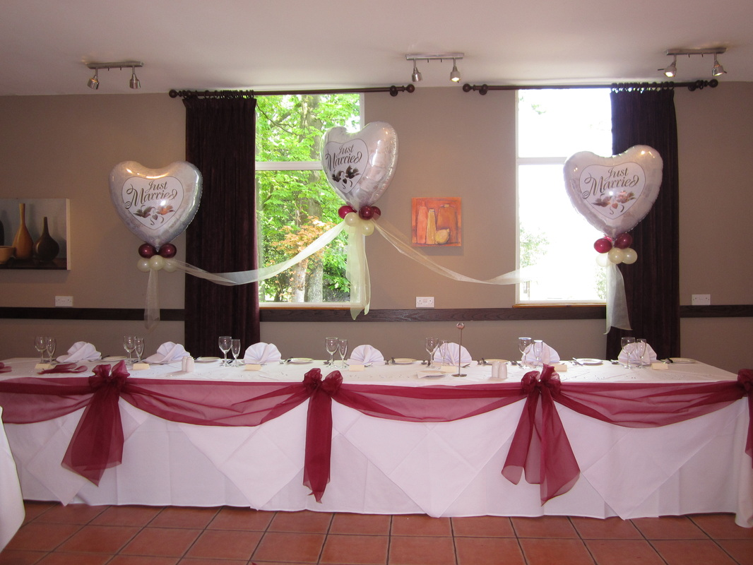 Cloud 9 balloons at lets celebrate weddings in manchester balloons hyde junglespirit Gallery