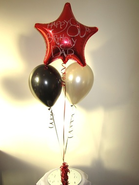 Personalised Balloons Mnchester