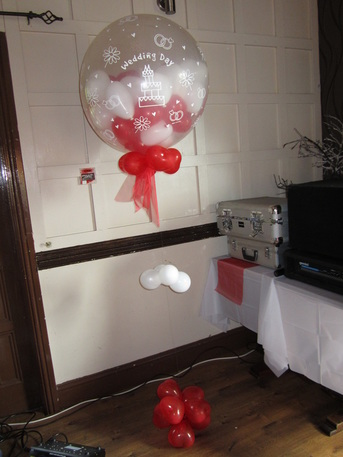 Wedding Balloons Manchester