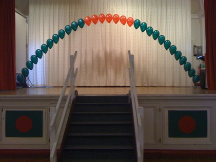 Balloon Arches At Let S Celebrate Weddings In Manchester